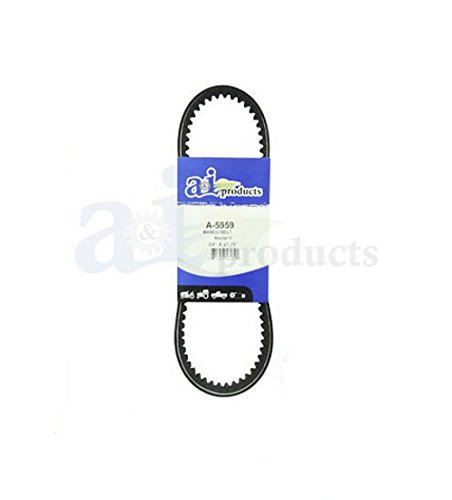 Manco Karts Go (Manco 5959 Replacement Go Kart Belt by AI Innovations)