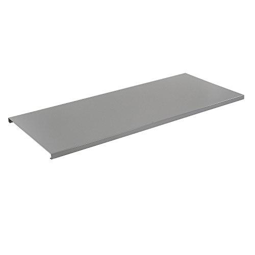 Steel Gauge Workbench 12 (Workbench Top - Steel Square Edge, 12 Gauge Steel, Gray, 72