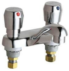Chicago Faucet Company 231326Lf Lav Faucet With O Pop-Up