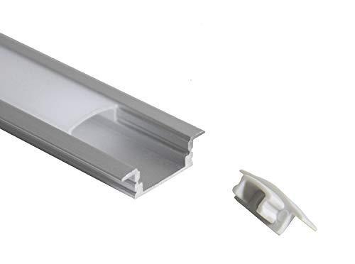 Barra led da incasso cm con sensore presenza ideale per