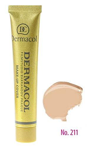 Dermacol Make-up Cover - High Covering Waterproof Foundation SPF30