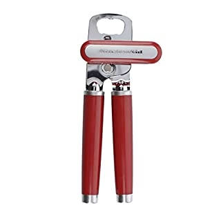 KitchenAid Classic Multifunction Can Opener,Red 2,One Size