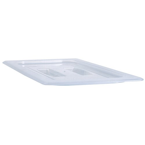 Cambro 60PPCH Sixth Size Translucent Food Pan Cover with Handle ()