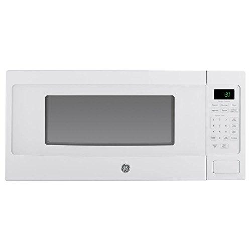 GE PEM31DFWW Profile Countertop Microwave