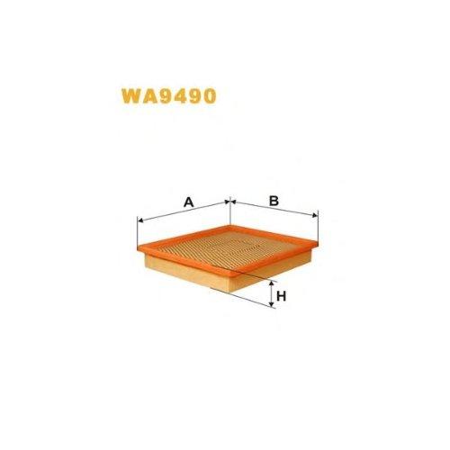 Wix Filter WA9490 Air Filter: