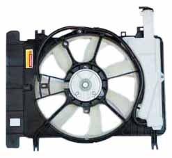 yaris radiator - 6