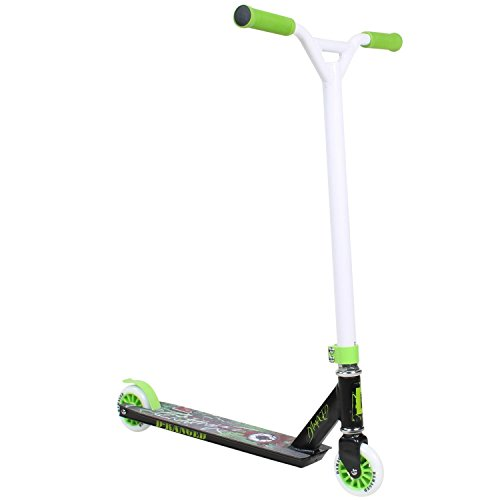 Damaged D-Ranged Stunt Scooter 5 Farben, Farbe:Grün