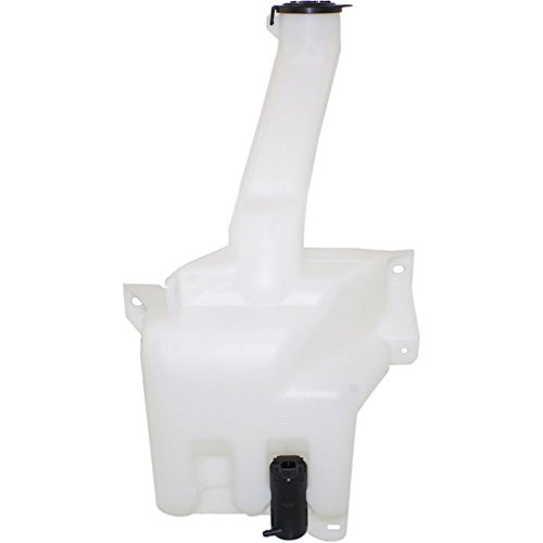 Windshield Washer Tank compatible with Eclipse 00-05 Assy W/Pump And Cap