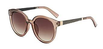 Brown Trend Men and Women Sunglasses