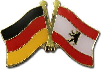 Berlin - German Bundeslaender Friendship Lapel Pin