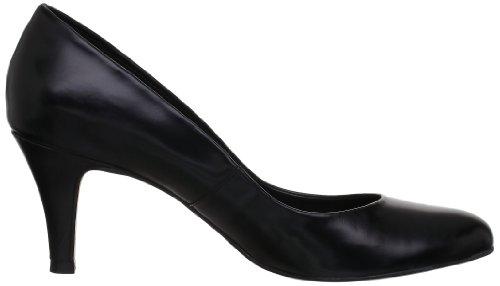 JONAK Women's 088-10705 Court Shoes Black l1cDjgiX