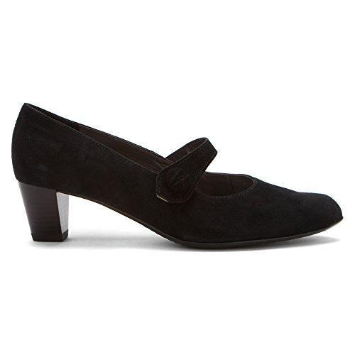 Escarpins Kelsey Ara Femme Chaussures Daim Noir