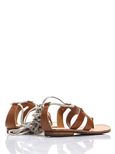 36 Sandals Été Chaussures Geox Slingback Pour Femmes Eu w146Y