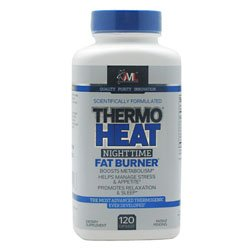 Advanced Molecular Labs Thermo Heat Night Time 120 Capsules
