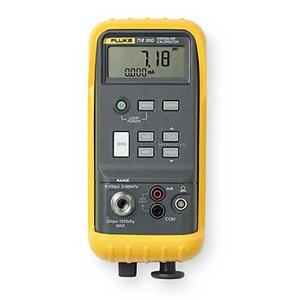 Fluke 718-100US 12 PSI to 100 PSI Pressure Calibrator with Pressure/Vacuum Pump by Fluke