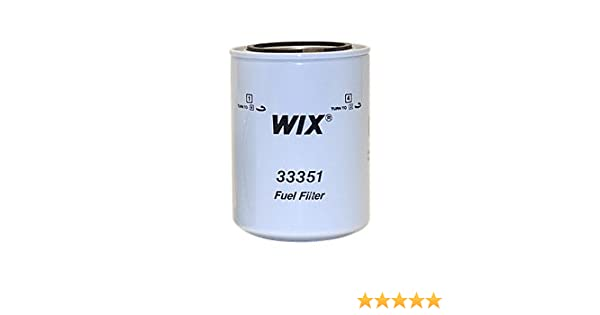 Pack of 1 51458 Heavy Duty Spin-On Lube Filter WIX Filters