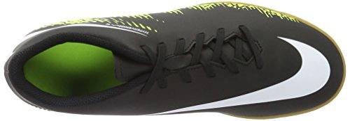 Nike 749890-017, Botas de Fútbol para Hombre Varios colores (Black / White-Volt-Paramount Blue)
