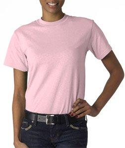 Gildan Activewear Heavy Cotton Tee Shirt, LIGHT PINK