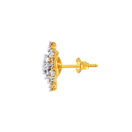Giantti Diamant Boucle d'oreilles pendantes Femme (0,68ct, VS Clarté, Gh-colour)