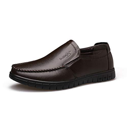 メンズ 上質 ファッション アウトドアシューズ 滑り止め スリッポン 柔らか ウオーキングシューズ 通気性 高級感 速乾性 男性用 通勤 快適 皮靴 魅力的 四季 紳士靴 革靴 旅行 通勤用 ビジネスシューズ
