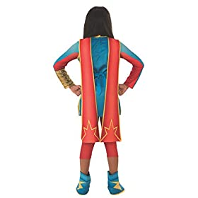 - 31t09CtocBL - Marvel Rising: Secret Warriors Ms. Marvel Costume, Small