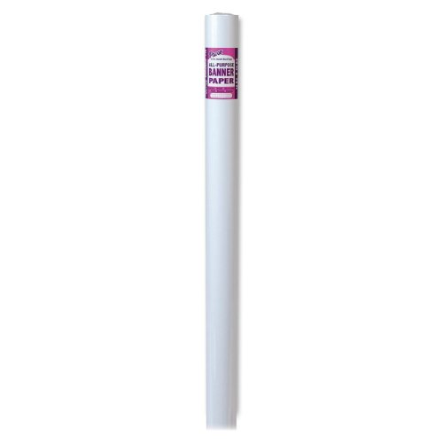 Pacon Banner Roll, 36