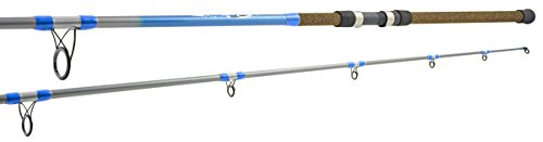 Hurricane Bluefin Spinning Surf Rod, 10-Feet (Surf 2 Piece Rod Heavy)