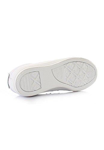 Converse Star Player Adulte Core Canvas Ox - Zapatillas deportivas, unisex blanco