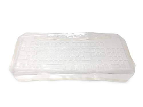 (Biosafe Anti Microbial Keyboard Cover for Compaq HP KB0316 Keyboard Part# A.M.638E104 )
