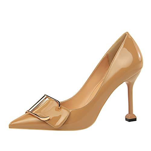 FLYRCX Frauen fein mit Spitzen sexy High Heels Elegante Temperament Einzelschuhe Outdoor-Schuhe B07KYHRP7W Tanzschuhe Die erste Reihe von umfassenden Spezifikationen für Kunden