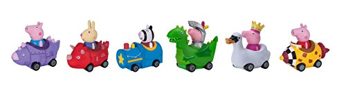 Peppa Pig Mini Buggies 6 Pack