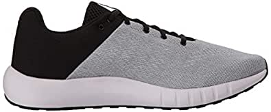 Under Armour Mens 3000011 Micro G Pursuit Black Size: 7 US