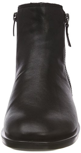 ECCO Black Black M Shape Boots 15 1001 Women's Ankle wpzgBSwOq