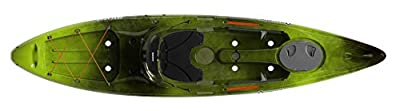 9350178031 Perception Kayak Pescador 12 Bs, Mos Camo, Moss Camo by Confluence Kayaks