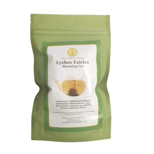 (Lychee Fairies Blooming Tea - 8)