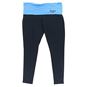 College Concepts Women's Tampa Bay Rays MLB Team Leggings