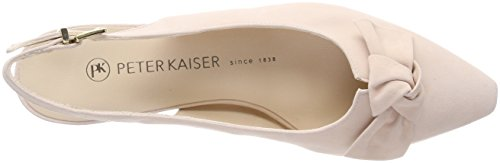 Peter Kaiser Damen Latiza Slingback Pumps Rot (Powder Suede)