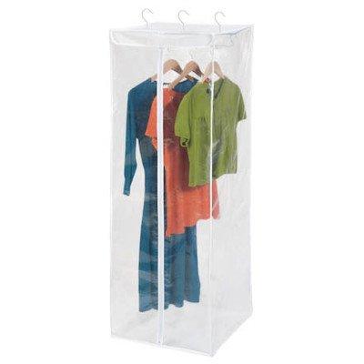 Hanging Jumbo Storage Closet Garment Bag [Set of ()