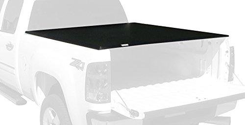 Tonno Pro HF-600 Black Hard Fold Truck Bed Tonneau Cover 2006-2014 Honda Ridgeline | Fits 5' (2008 Honda Ridgeline Tonneau Cover)