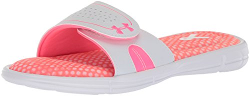 Cerise Pip Ignite Armour Slide Women's Viii Under 601 white Sandal Z0gnOffw