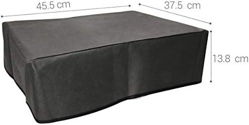 Amazon.com: kwmobile - Funda para HP Envy 4525 (antipolvo ...