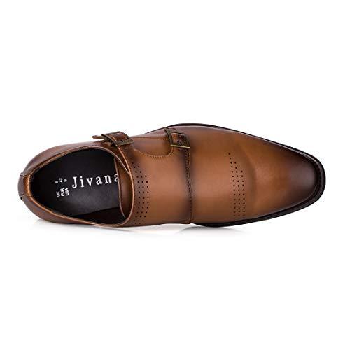 Amazon.com: Jivana - Zapatos de vestir clásicos de Oxford ...