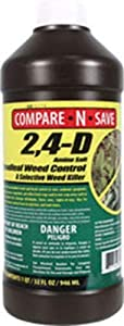 Compare-N-Save 2-4-D Amine Broadleaf Weed Killer
