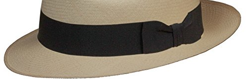 079b9ffd0 Panama Hats Direct Black Bow-tie Grosgrain hat Band Replacement ...