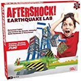 Aftershock! Earthquake Lab Gear Apparel Toys, 2017 Christmas -