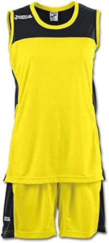 Camiseta Y Pantalon Balonces Mujer Joma Space II