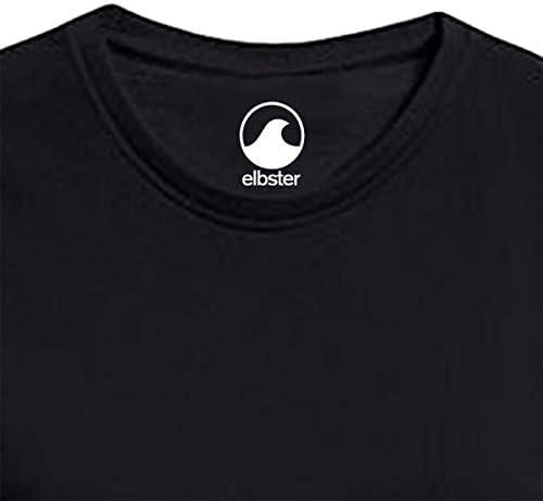 Lady-Shirt Ich bleibe so wie ich Bin Fun Spruch Shirt: Odzież