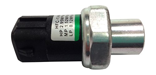 Cooling 2000 A4 Audi (YourRadiator YR030S - New High Low Trinary Pressure Switch for Cooling Fan)