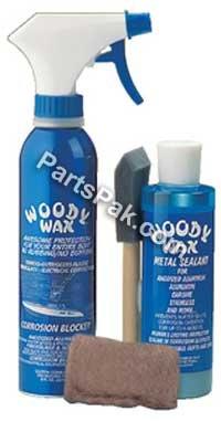 (Woody Wax Tower Treatment System 16 oz)