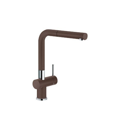 (Franke FF3802 Active-Plus Kitchen Faucet with Pull Out Spray)